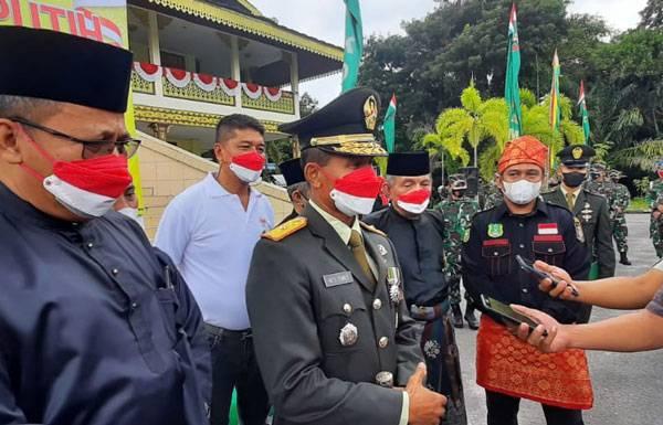 1.000 Paket Sembako Dibagikan ke 4 Kabupaten Kota yang Laksanakan PPKM Level 4