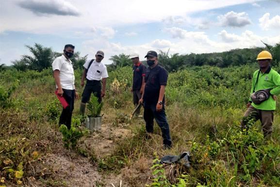 PT DPN Tutup Akses Jalan ke Kebun Sawit Warga