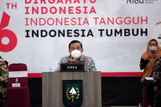 Hari Ini Pemprov Riau Minta Izin KASN untuk Evaluasi Pejabat Eselon II