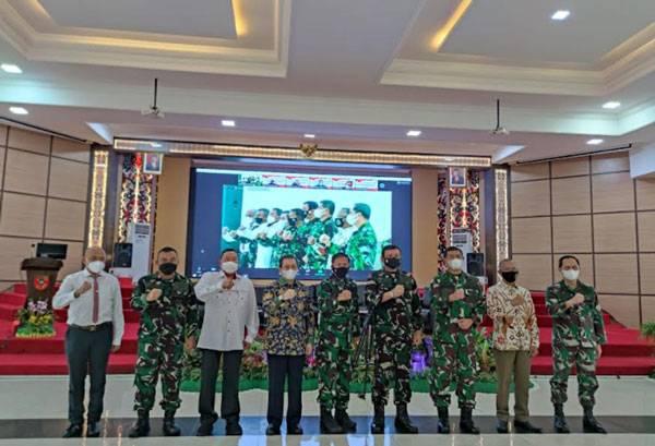 Pangkogabwilhan II: Desain Arsitektur Ruang Siber Ibu Kota Negara Dalam Perspektif Pertahanan Dan Keamanan Guna Meningkatkan Cyber Awareness Diruang Publik