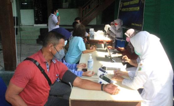 Jelang Penyelenggaraan PON XX, Kodam Cenderawasih Kembali Gencarkan Serbuan Vaksinasi