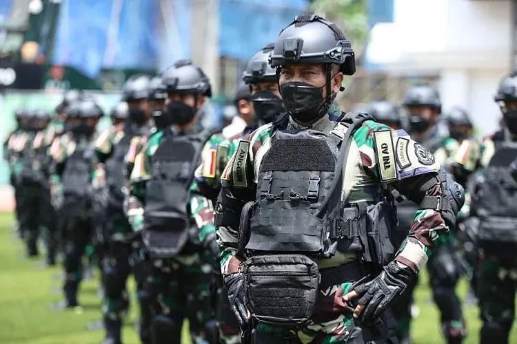 Latihan Militer, 200 Prajurit TNI AD Bertolak ke Australia