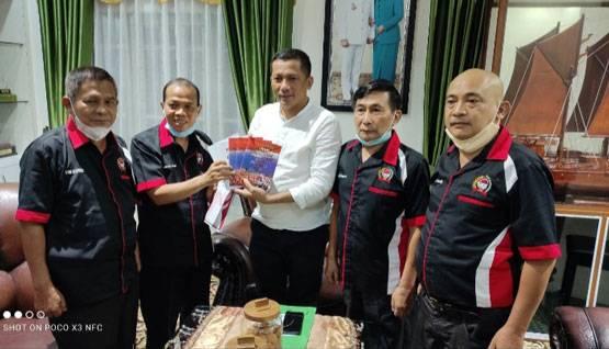 Bupati Kepulauan Meranti Terima Kunjungan FPK Riau