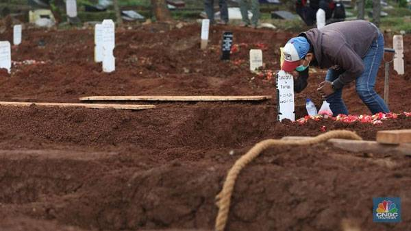 10 Negara dengan Kematian Tertinggi Akibat Corona, RI Nomor 7
