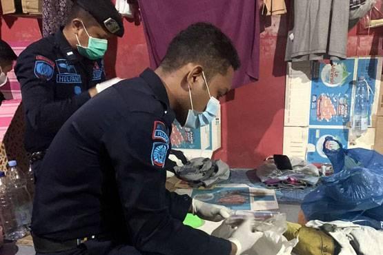 Petugas Rutan Pekanbaru Kembali Temukan Handphone Hingga Gunting di Sel Tahanan
