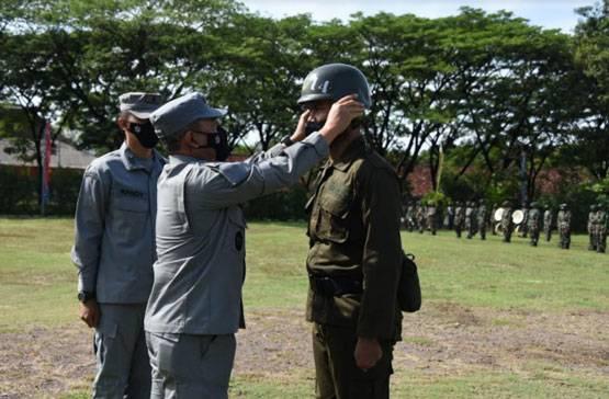 Coast Guard Basic Training Bakamla RI Resmi Dibuka