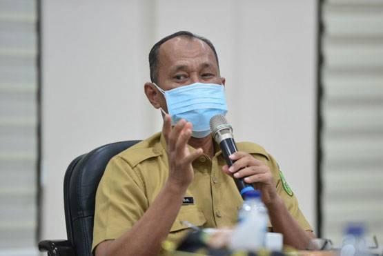 Pemprov Riau Salurkan Bantuan 117 Rumah Layak Huni untuk Warga Rohil