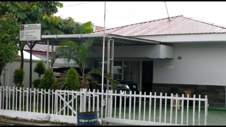 Bom Molotov Teror Rumah Dinas Kadivpas Kemenkumham Riau