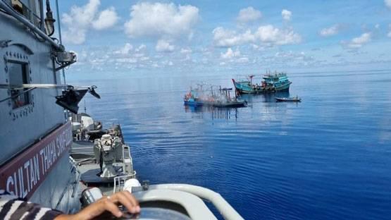 Ribuan Kapal China Masuki Natuna, Ganggu Tambang RI!