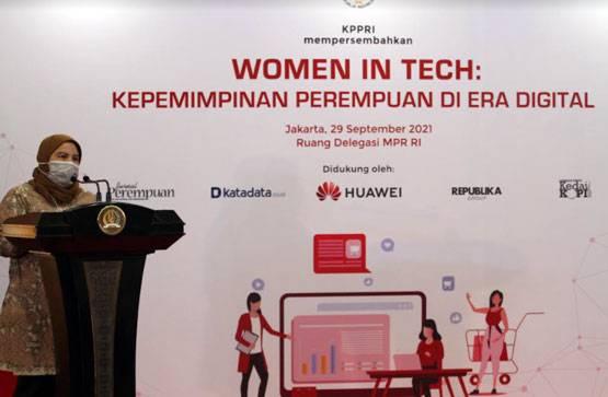 Menguatkan Kepemimpinan Perempuan di Era Digital