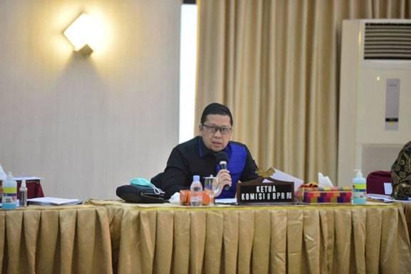 Kunker Ke Riau, Ketua Tim Komisi II DPR RI Sampaikan Hal Ini