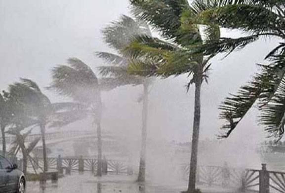 BMKG Ingatkan Potensi Hujan Disertai Angin Kencang dan Petir di Riau