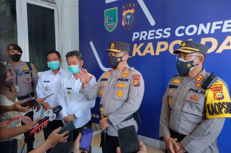 Tanggapi Keluhan Nelayan, Kapolda Riau Kerahkan Bantuan Dua Kapal Polairud ke Bagansiapiapi