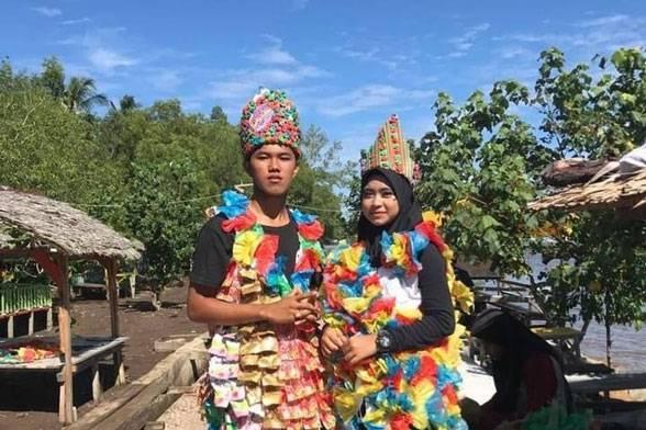 Yuk Intip Sekolah Pantai Indonesia Lakukan Aksi 4A di Riau