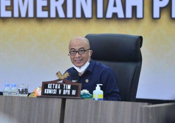 Komisi V DPR RI Minta Kementerian Percepat Pembangunan Infrastruktur di Riau