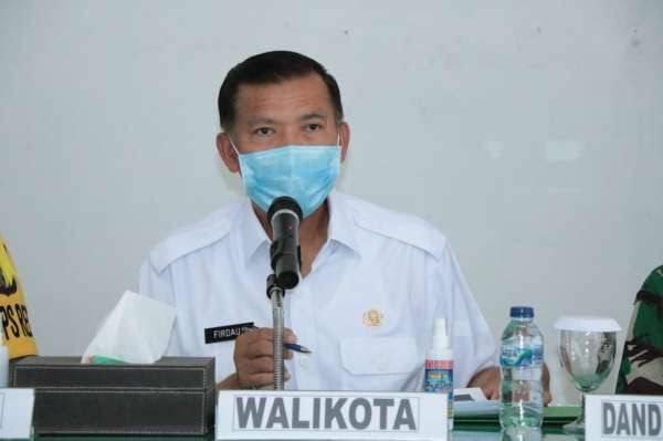 Walikota Pekanbaru Dorong Percepatan Vaksinasi Untuk Lansia