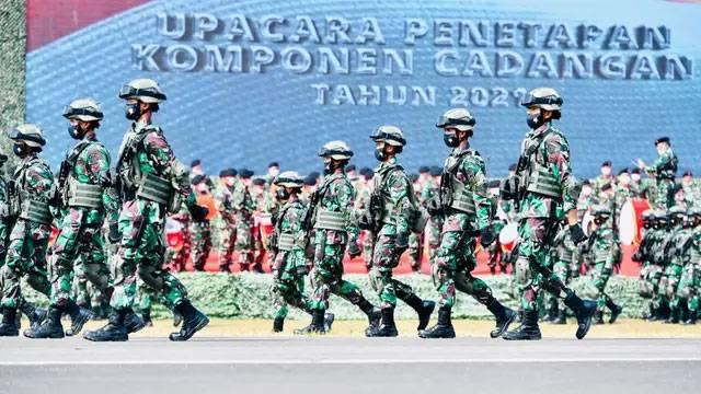 Lahirnya Komponen Cadangan TNI di Era Jokowi