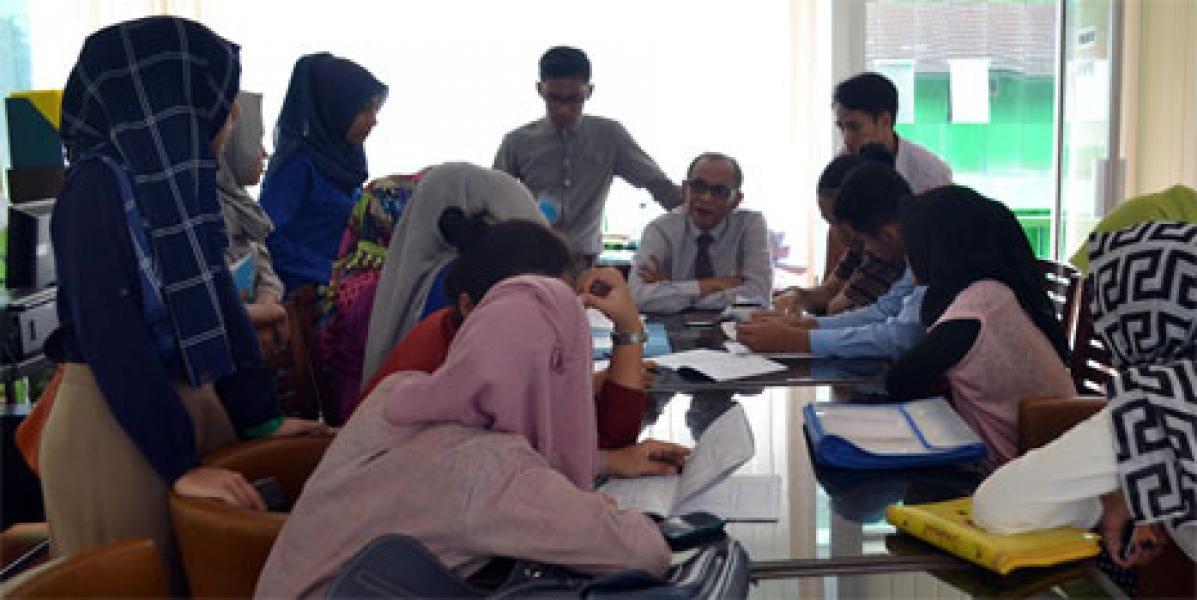 Mahasiswa AKN Bengkalis Ikuti Magang on Job Training Angkatan III