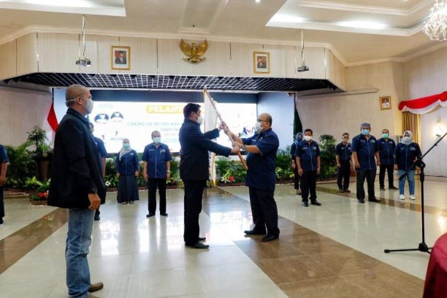 Pengurus JMSI Riau 2020-2025 Resmi Dilantik