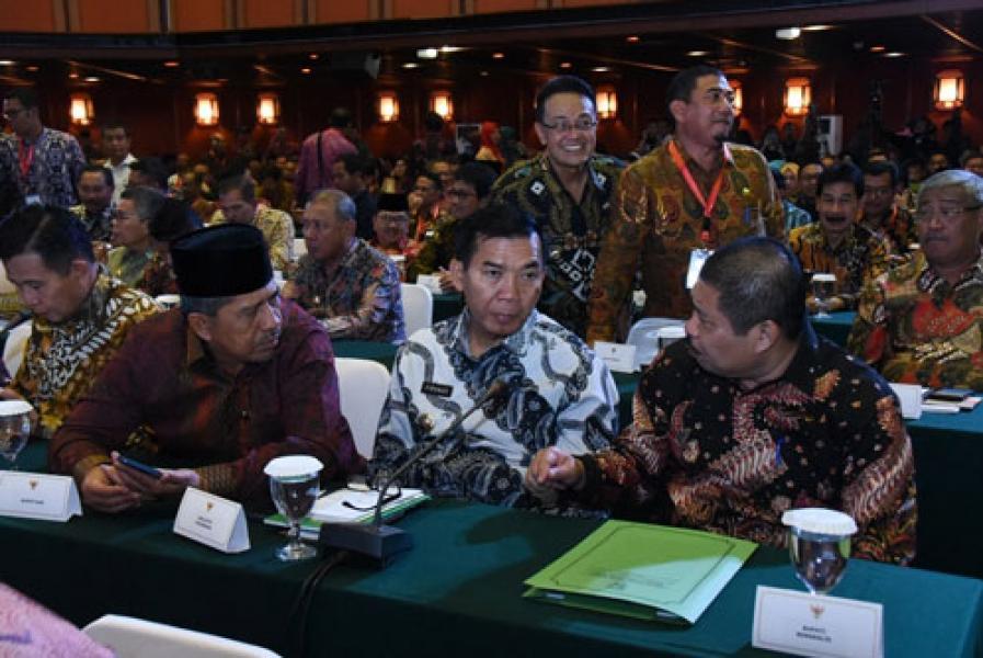 Bupati Amril: 'Jadikan Indonesia Bersih Sebagai Gerakan Masif di Kabupaten Bengkalis'
