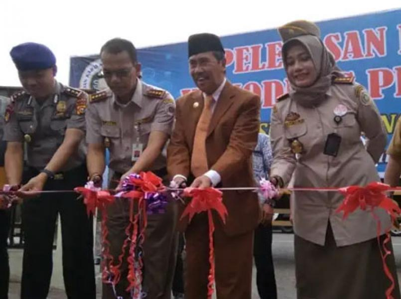 Produk Ekspor Kelapa Sawit Riau Dilepas Kementan