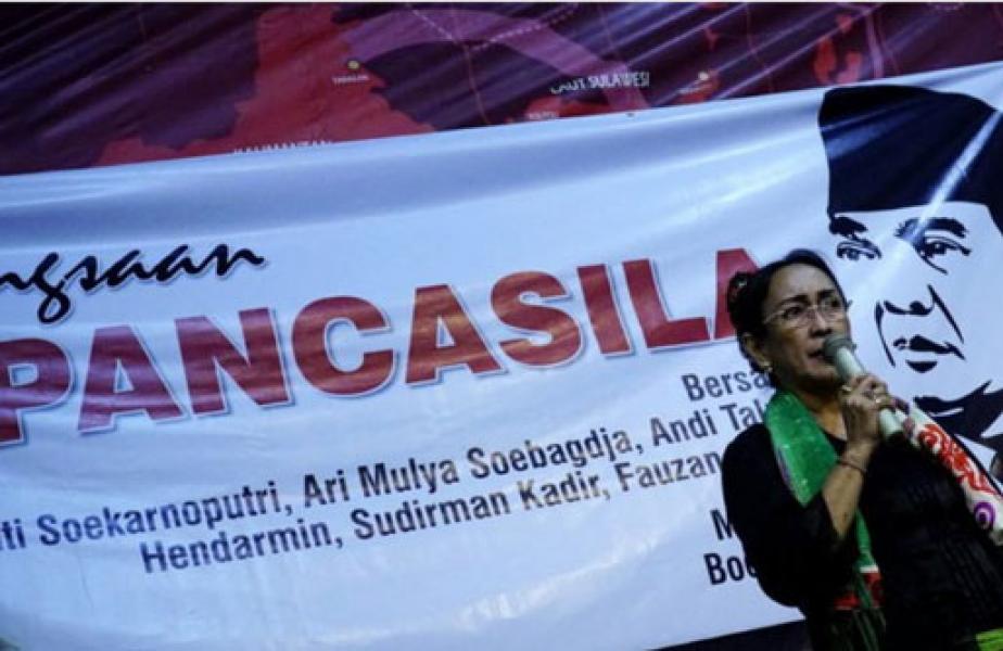 Sukmawati dan Mereka yang Sering 'Meminjam' Sukarno