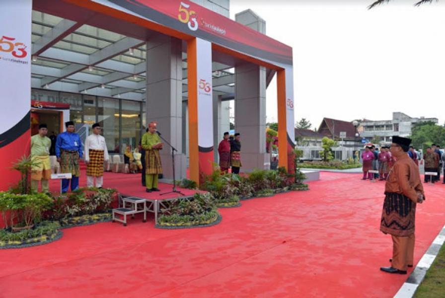 Bank Riau Kepri Peringati HUT ke-53