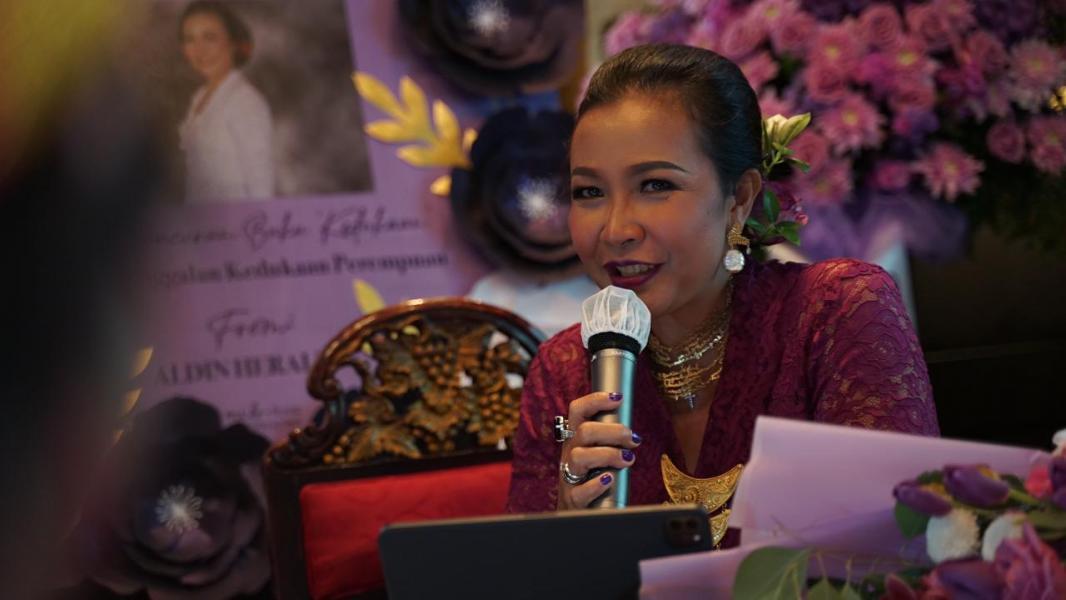 Di Hari Kartini, Dwi Prihandini Luncurkan Buku yang Menginspirasi Perempuan Indonesia