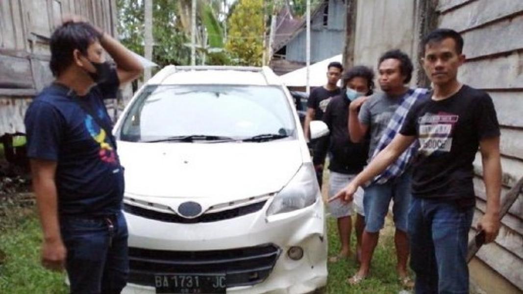 Polisi Bekuk 8 Pelaku Penyerangan dan Pengrusakan Mobil K9 Bea Cukai Riau