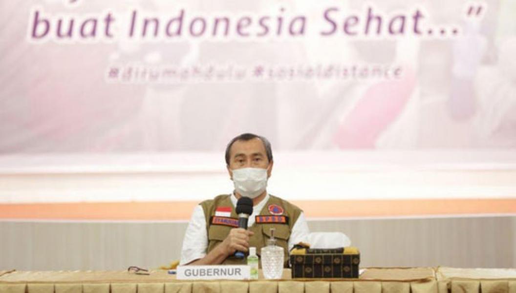 Gubri: PSBB Kota Pekanbaru Harus Diperpanjang
