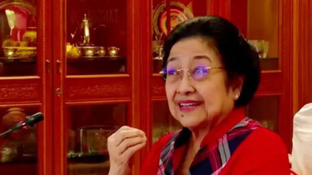 Megawati ke Kader PDIP: Kalau Ndak Mau Jadi Petugas Partai, Out