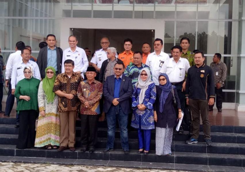 'Kunker Komisi V DPR RI', Melalui Techno Park Pelalawan Berkontribusi Bagi Negara