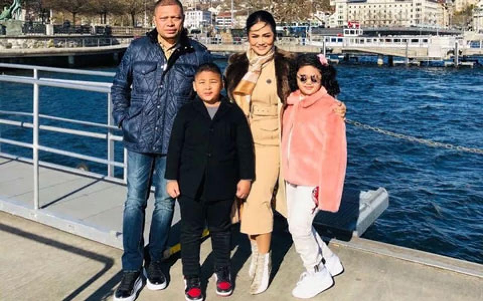 Kisah Cinta Krisdayanti dan Raul Lemos, Berawal dari Rekan Bisnis