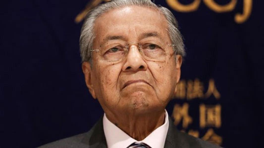 Mahathir Gugat PM Malaysia Muhyiddin ke Pengadilan
