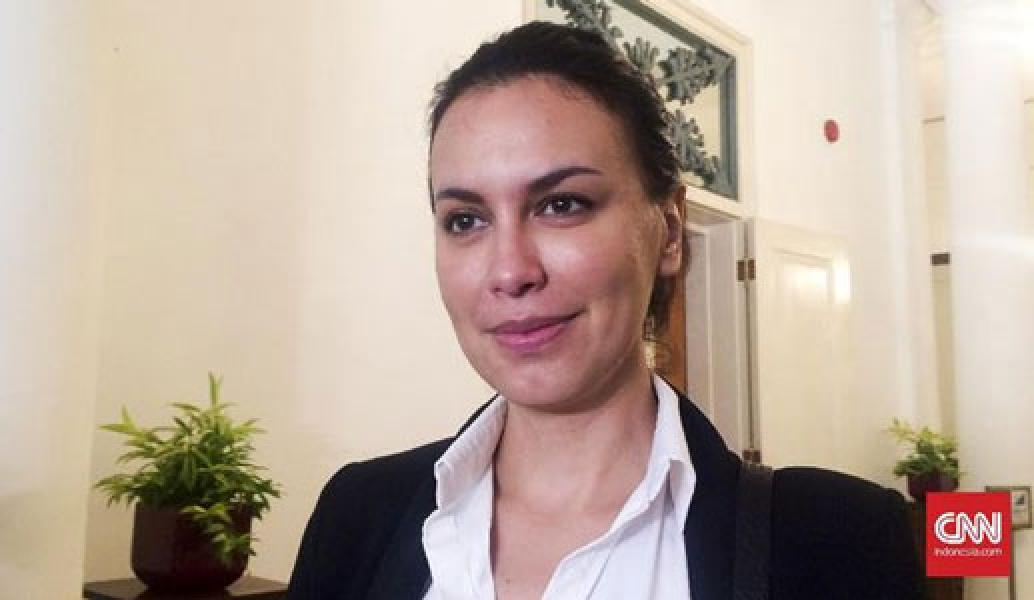 Sophia Latjuba Sedih Dwi Sasono Ditangkap karena Kasus Ganja