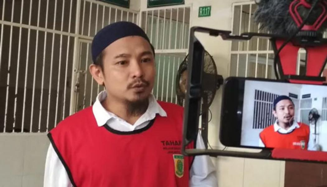 Zul Zivilia Ajukan Kasasi Atas Vonis 18 Tahun Penjara