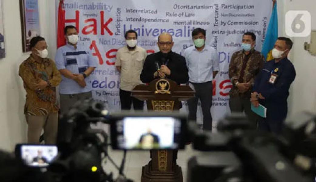 Komnas HAM: Ada Berbeda Pandangan Pimpinan KPK Nurul Ghufron dan BKN Terkait