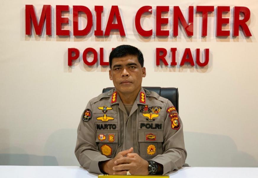 Polri Bertindak Profesional, Kabid Humas Polda Riau : Itu Wajib Hukumnya Bagi Setiap Personel