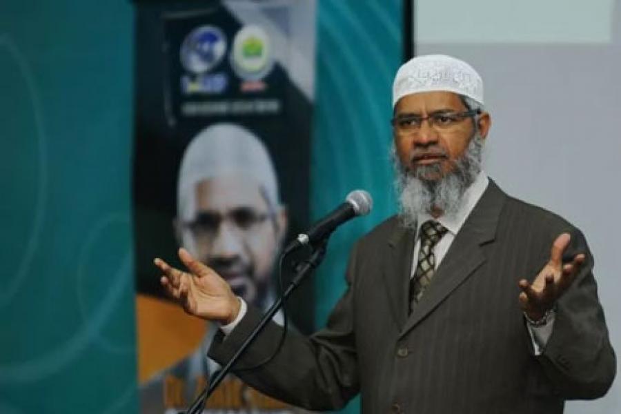 Zakir Naik Gugat Pejabat Malaysia atas Tuduhan Fitnah, Sidang Digelar 2021