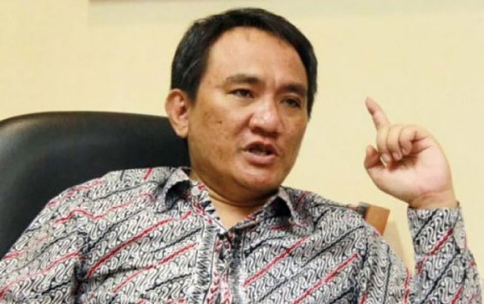 Twit Andi Arief Bukti Demokrat Setengah Hati Dukung Prabowo-Sandi?