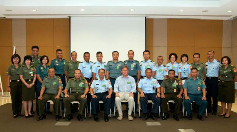 Kapuspen TNI: Media Operation Training Salah Satu Sarana Menambah Informasi