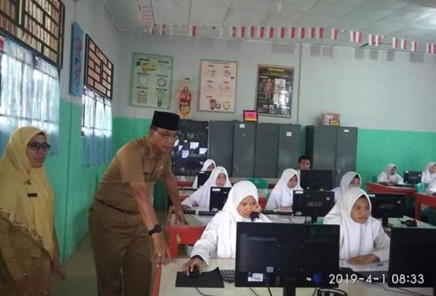 Hingga 2018 Jumlah Siswa di Rohil 135.301 dan Guru 7852 orang
