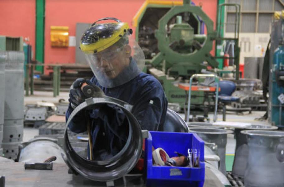 Lean Transformasi PT GE Nusantara Turbine Services Jadi Pusat Keunggulan Baru Dunia