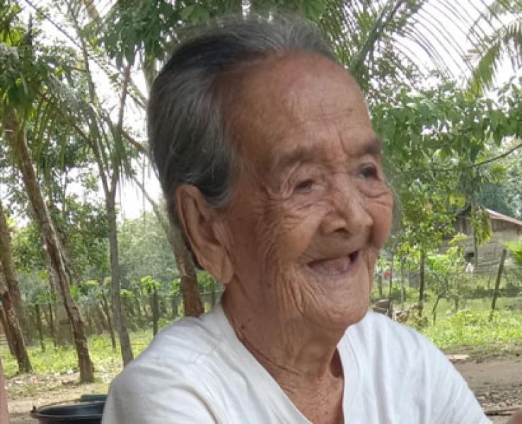 Nenek Koyai, Saksi Hidup Kekejaman Masa Penjajahan Di Kenegerian Gunung Toar