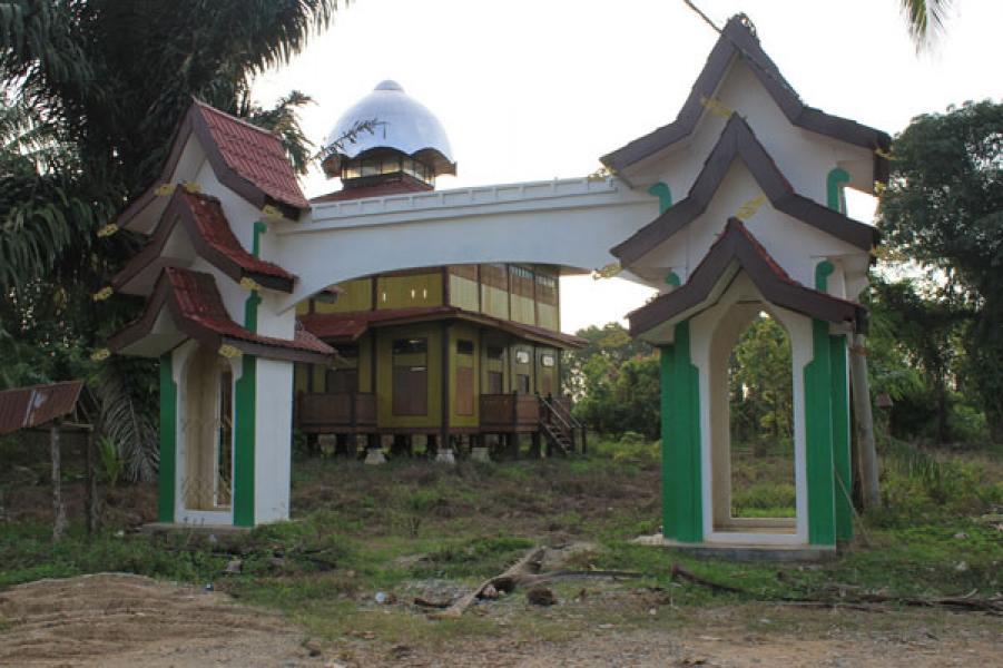 Sejarah Singkat Kerajaan Kunto Darussalam