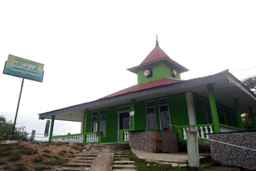 Situs Sejarah Tersembunyi di Desa Kota Medan Kecamatan Kelayang, Inhu