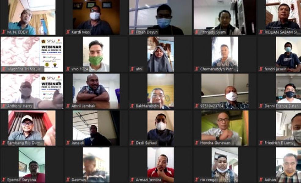 Ketua PWI Pusat Berikan Pencerahan Kepada Wartawan Riau